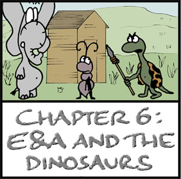 E&A and the Dinosaurs