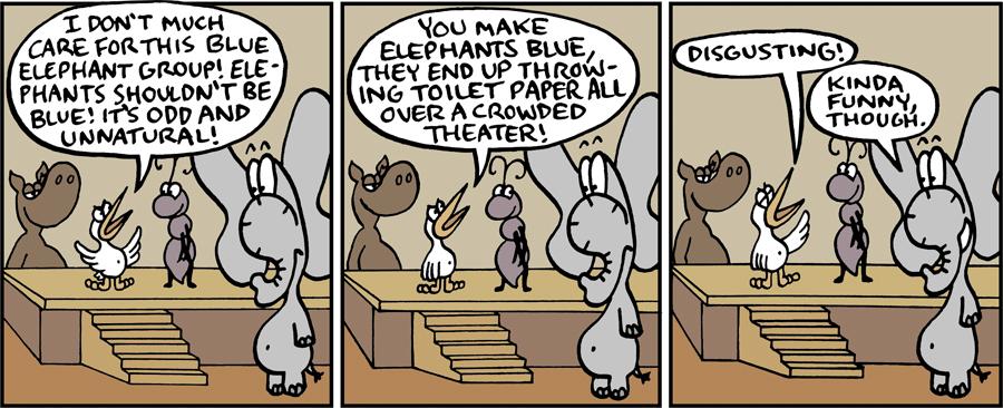 Blue Elephant Group 2