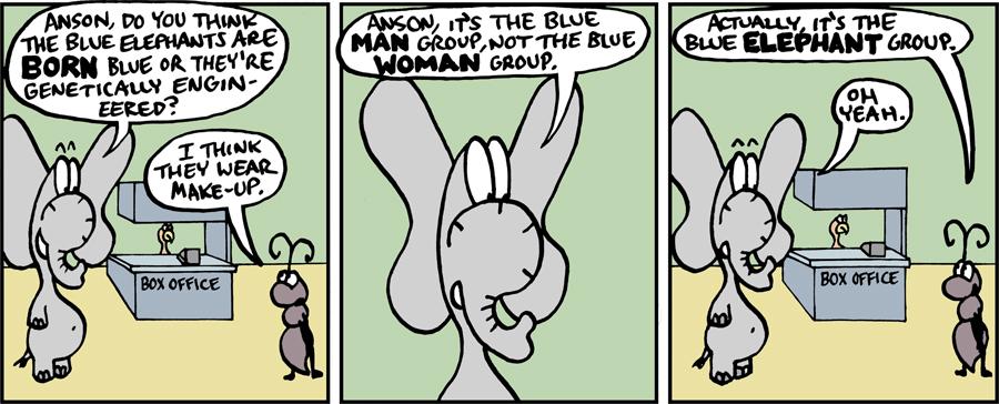 Blue Elephant Group 3