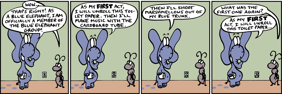Blue Elephant Group 4