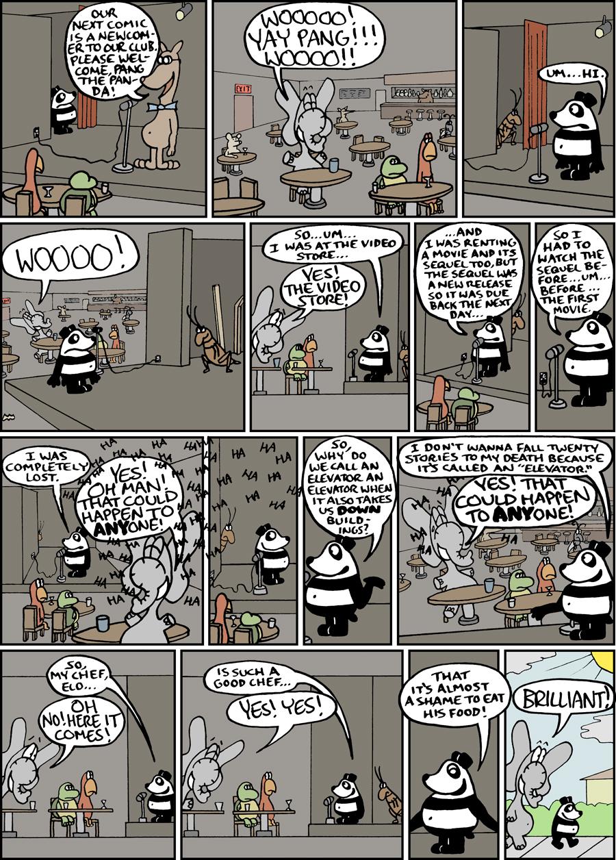 Comic Strips 4